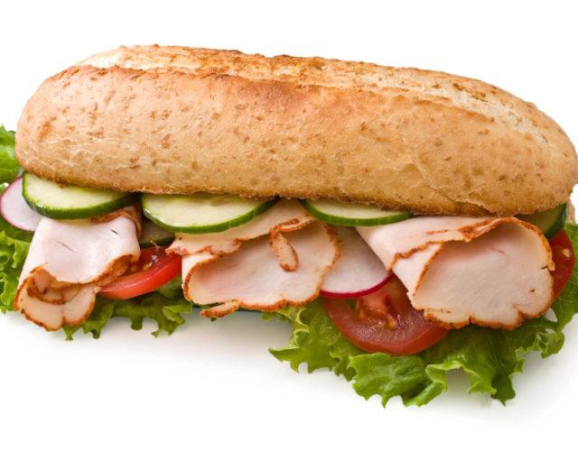Sandwichkonfigurator