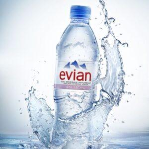 Evian natur
